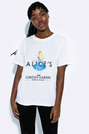Alice's Graphic T-shirt