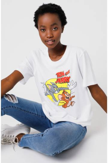 Tom + Jerry Graphic T-shirt