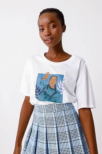 Graphic Boxy T-shirt