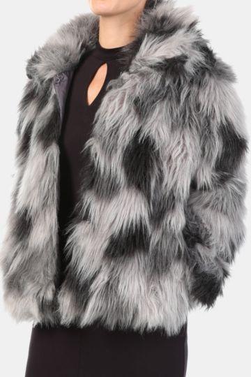 Faux Fur Chubby