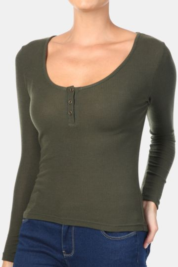 Henley Top- Click For More Colours