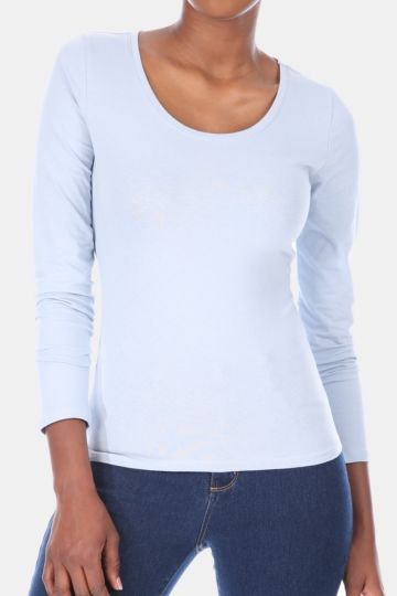 Crew Neck Top- Click For More Colours