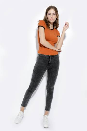 Tube Jeans