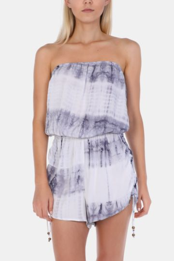 Abstract Playsuit
