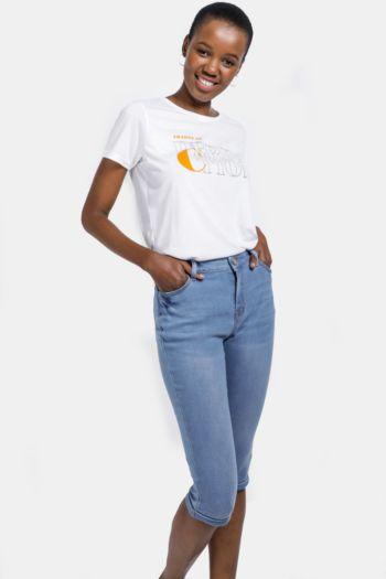Longer Length Bermuda Shorts