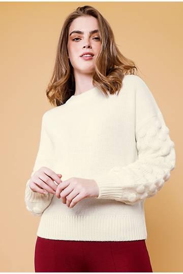 Bobble Pullover
