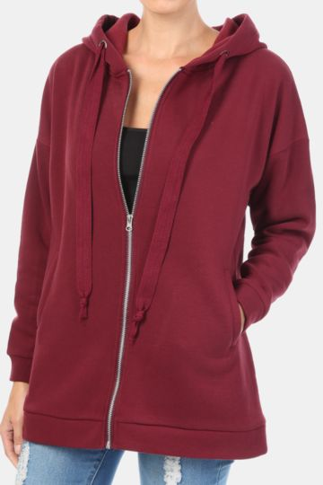 Longer Length Jacket