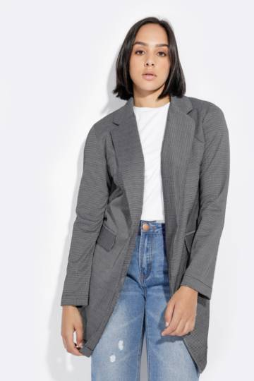 Longer Length Blazer