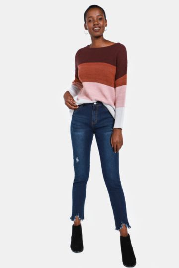 2d1da17e6c1 Ladies Jeans | Ripped & High Waisted | MRP Clothing