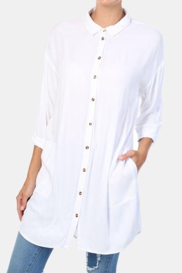 Longer Length Shirt