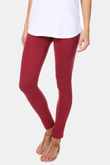 Ankle Length Leggings - Click For More Colours