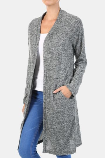 Longer Length Cardigan