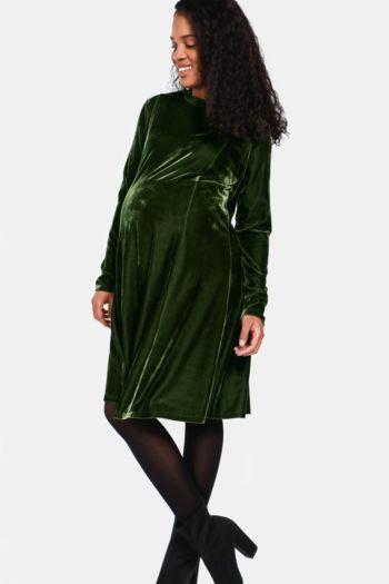Maternity Flare Dress