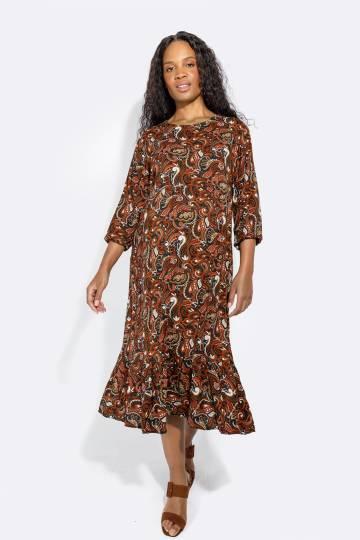 Maternity Trapeze Dress