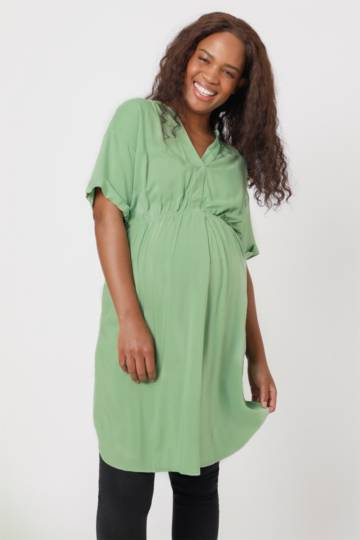 Maternity Henley Tunic