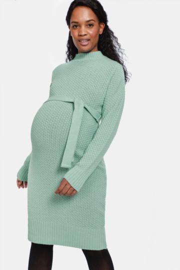 Maternity Knitwear Dress