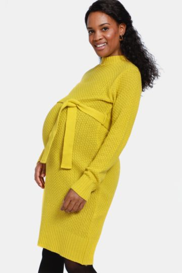 Maternity Knitwear Dress