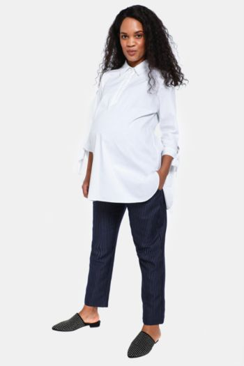 Maternity Tapered Pants