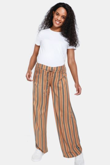 Maternity Wide Leg Pants