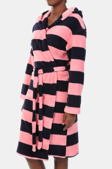 Stripe Gown