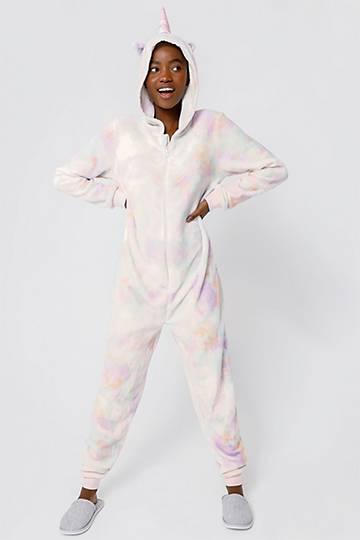 Tie Dye Novelty One Piece Sleep Suit