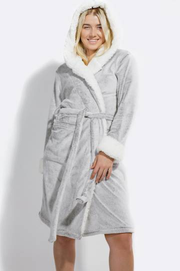 Sherpa Gown