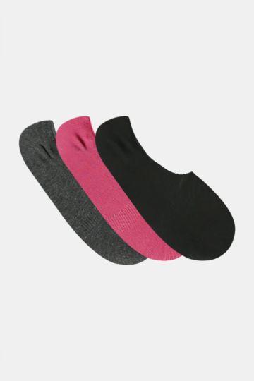 3 Pack Secret Socks