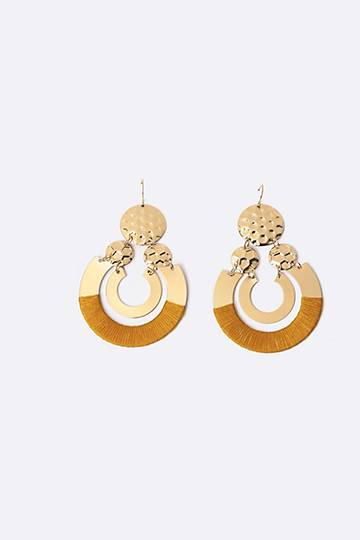 Drop Down Earrings
