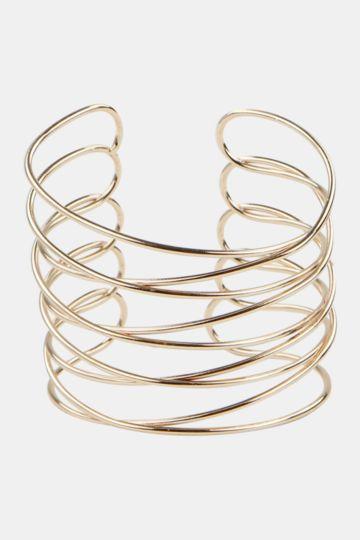 Spiral Arm Cuff