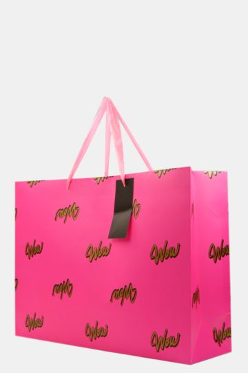 Large Statement Gift Bag