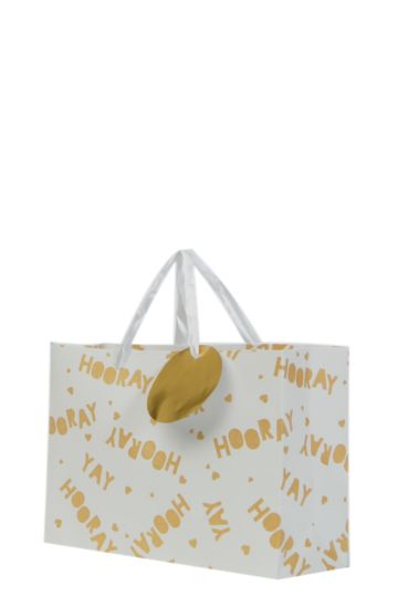 Small Statement Gift Bag