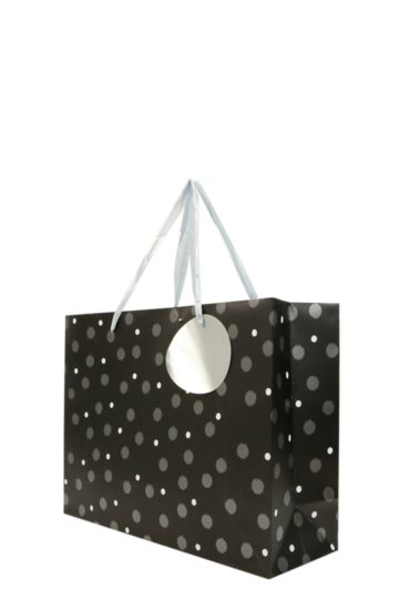Medium Polka Dot Gift Bag