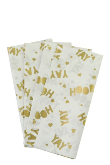 Statement Tissue Paper