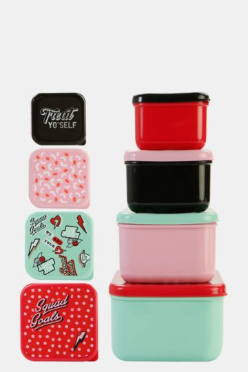 Statement Lunch Boxes