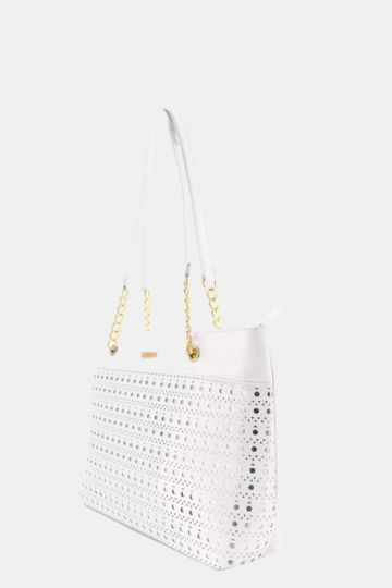 Cut Out Shopper Bag