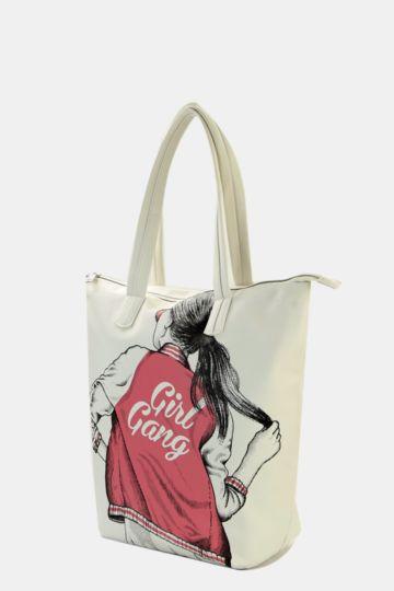 Statement Shopper Bag
