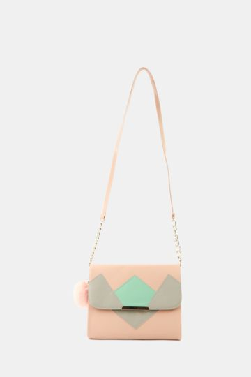 Colourblock Sling Bag