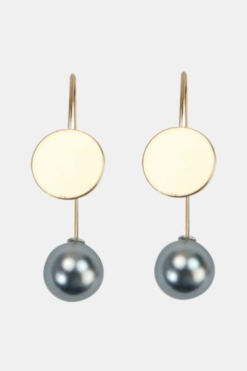 Drop Front And Back Earrings