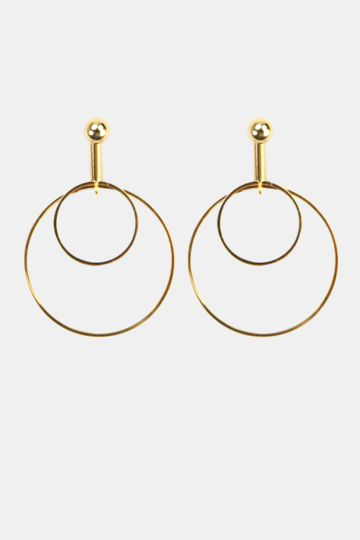 Drop Cut Out Hoops
