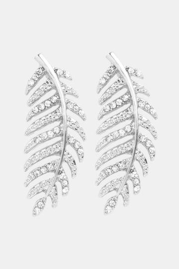 Leaf Drop Earings