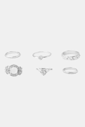 Diamante Ring Pack