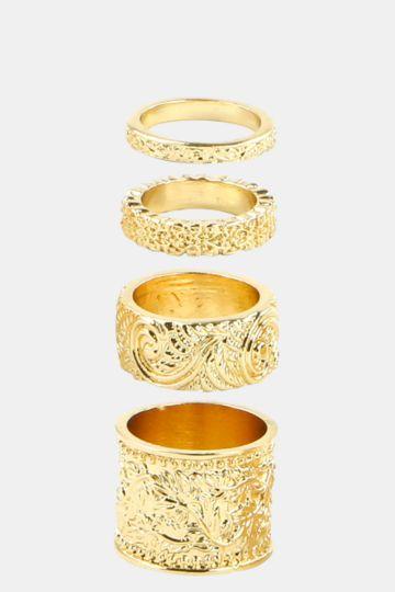 Ornate Ring Pack