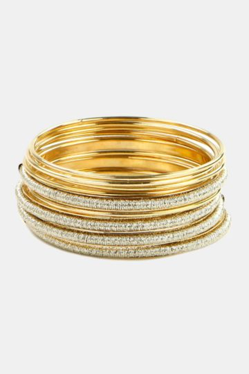 Textured Bangle Pack