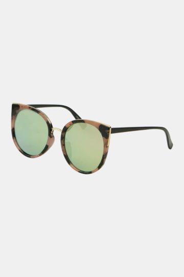Marble Cat Eye Glasses