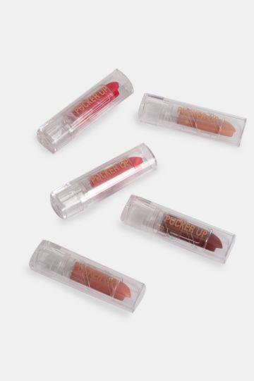 5 Pack Lipsticks