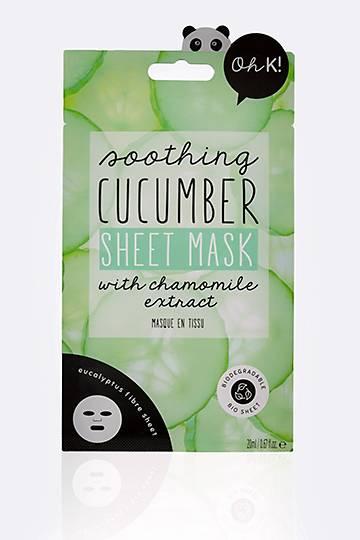 Soothing Cucumber Sheet Mask