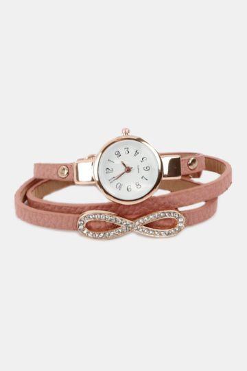 Infinity Wrap Watch