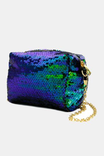 Sequin Sling Bag