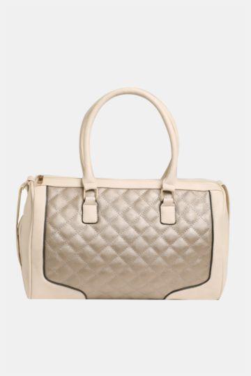 Quilt Bowler Bag