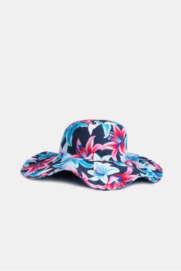 Floral Sun Hat